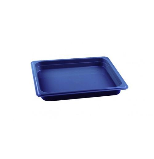 Гастроемкость 1/2  h=40, полипропилен, синяя
