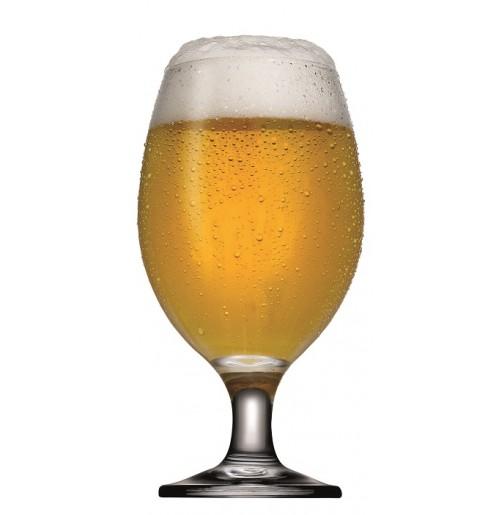 Бокал для пива 400 мл Бистро, стекло