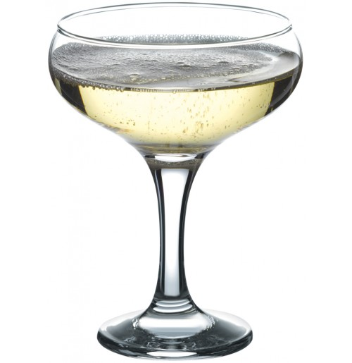 Шампанское-блюдце 260 мл Бистро, стекло