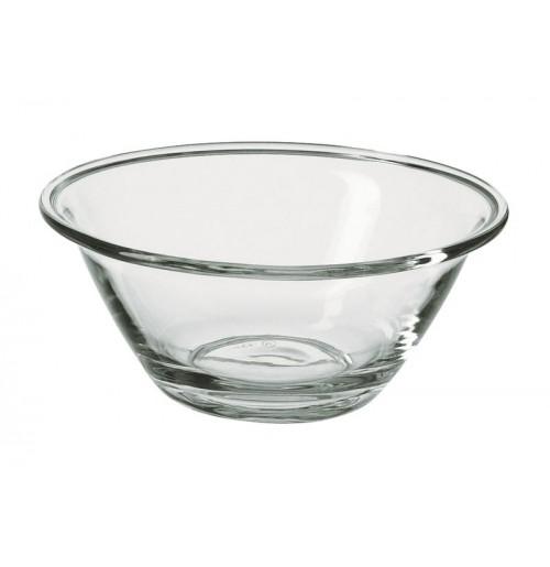 Салатник Chef  14 см 0.25 л, каленое стекло