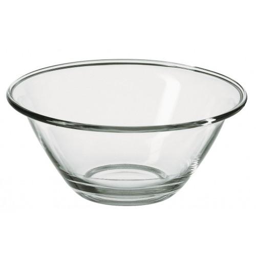 Салатник Chef 26 см 2 л, каленое стекло
