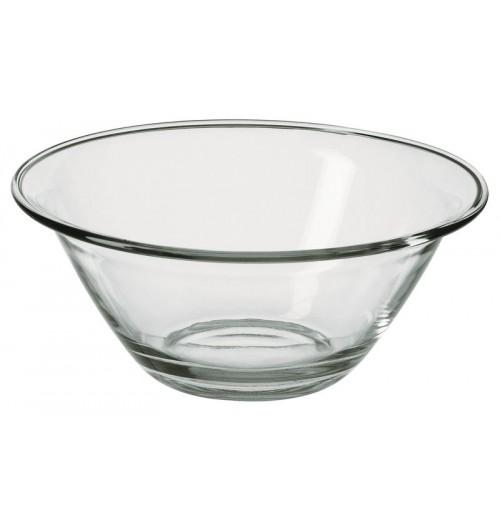 Салатник Chef 30 см 3 л, каленое стекло