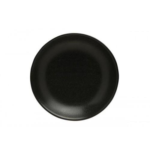 Cалатник/тарелка глубокая Seasons черный, фарфор, 30 см