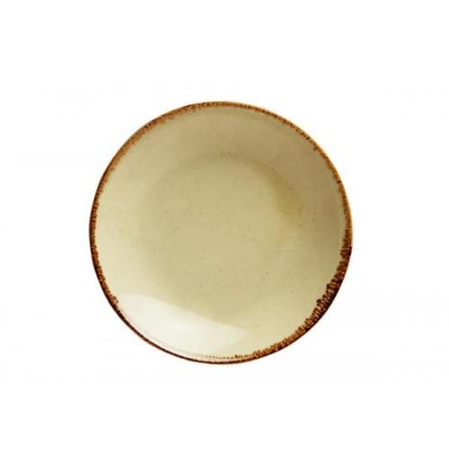 Cалатник/тарелка глубокая Seasons желтый, фарфор, 30 см