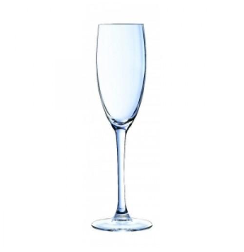 Бокал-флюте 160 мл Cabernet, хрустальное стекло