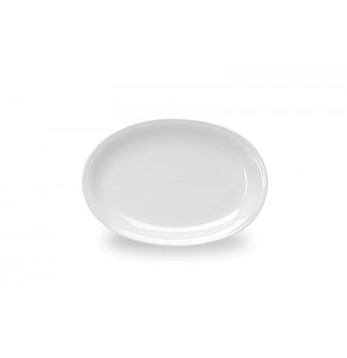 Блюдо овальное 29х20 см Pegasus, шпатовый фарфор