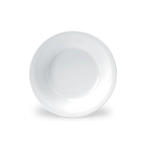 Тарелка глубокая 21 см, меламин