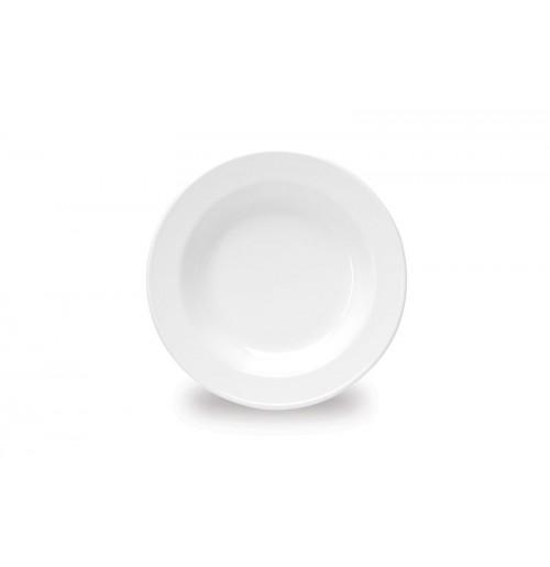 Тарелка глубокая 23 см Herkules, шпатовый фарфор