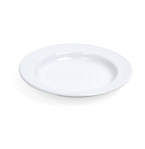 Тарелка полуглубокая 22.5 см Herkules, шпатовый фарфор