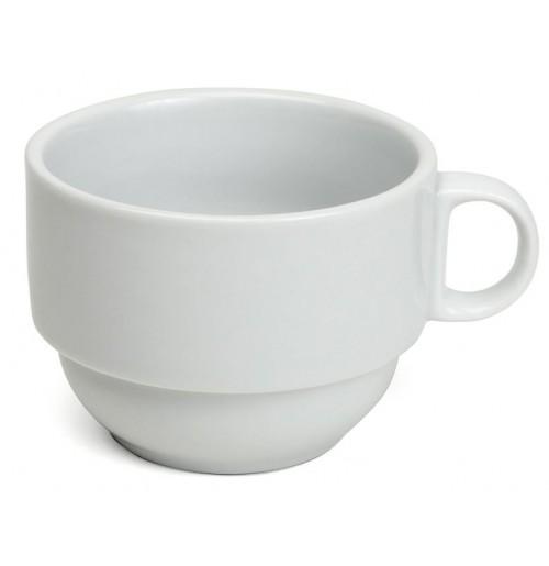 Чашка 220 мл Paris (блюдце 20501), шпатовый фарфор