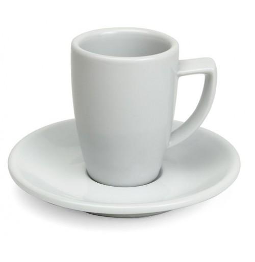 Набор Espresso Rimini: чашка 60 мл  и блюдце 12 см, шпатовый фарфор