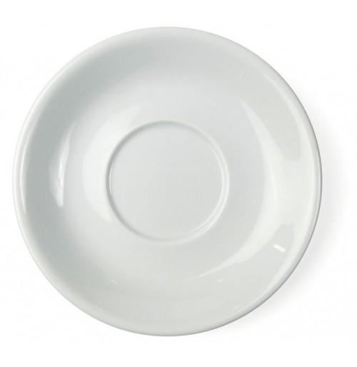Блюдце 15.5 см Paris (к чашке 20401 и 20429), шпатовый фарфор