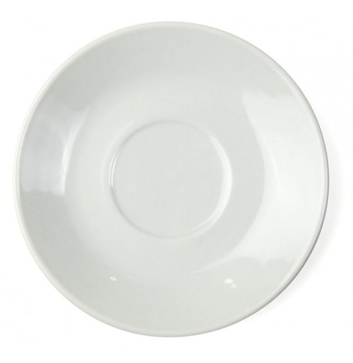 Блюдце 14 см Paris (к чашке 20402), шпатовый фарфор