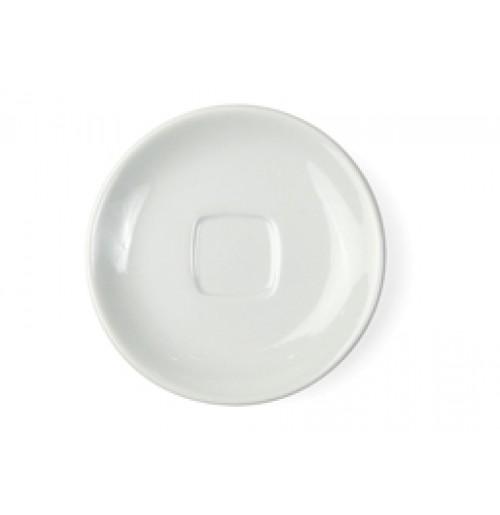 Блюдце Verona 12 см (к чашке 20508) , шпатовый фарфор