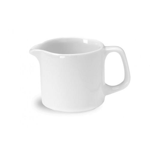Молочник/соусник 100 мл, шпатовый фарфор
