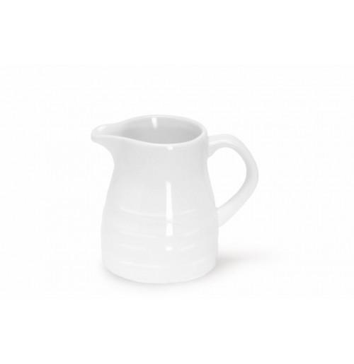 Молочник-сливочник-соусник 100 мл, костяной фарфор