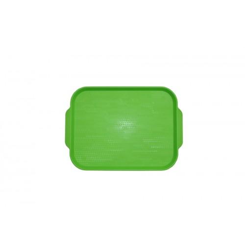 Поднос 45*35,5см. ярко-зеленый, полистирол
