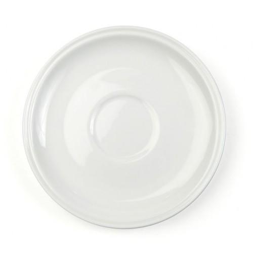 Блюдце 11.5cm Letho (к чашке 26264), костяной фарфор