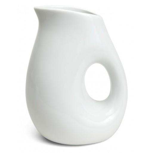 Кувшин/молочник 1,2 л, шпатовый фарфор