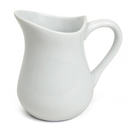Кувшин/молочник/сливочник 140 мл, шпатовый фарфор