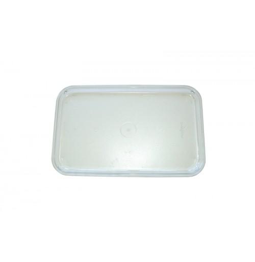 Поднос 53*33см прозрачный, полипропилен