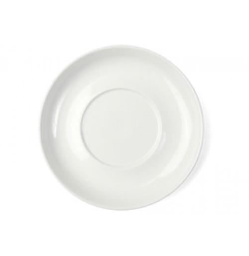 Блюдце 13.5 см Duro (к чашке 33002) костяной фарфор