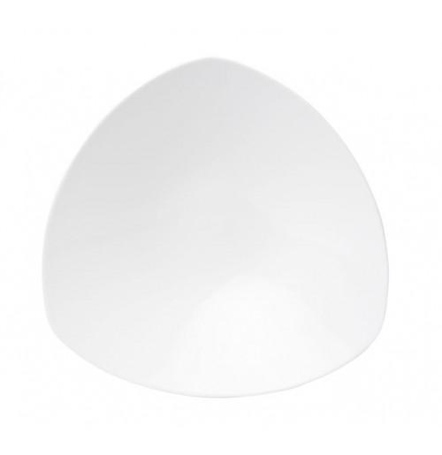 Тарелка глубокая 15 см Athos, костяной фарфор