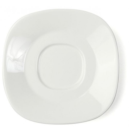 Блюдце 11.5 см Madrid (к чашке 33401), костяной фарфор