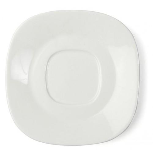 Блюдце 13.5 см Madrid (к чашке 33403), костяной фарфор