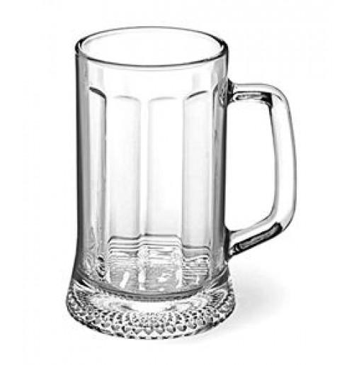 Кружка для пива 330 мл Ладья, стекло