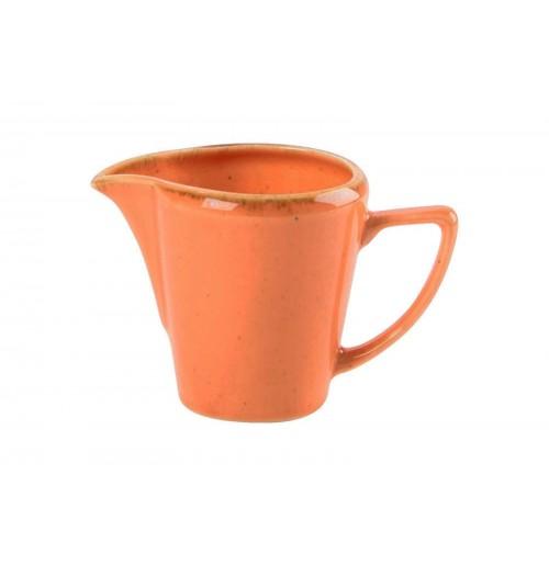 Молочник, Seasons оранжевый, фарфо 150мл