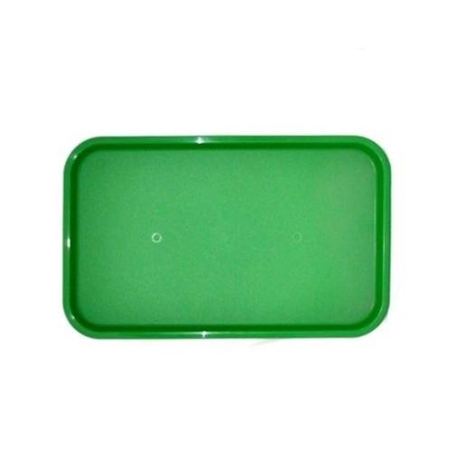 Поднос 53*33см зеленый, полипропилен