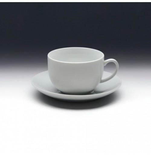 Чайная пара 260 мл. Tvist Ivory, фарфор