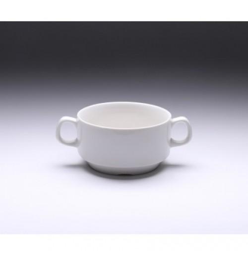 Бульонная чашка 300 мл. Tvist Ivory, фарфор