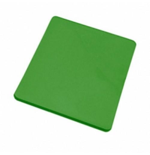 Доска разделочная 45*30 см зеленая, полипропилен