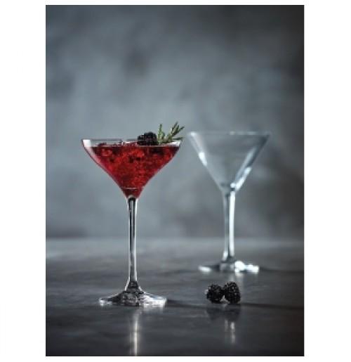 Бокал для мартини 210 мл Cabernet, хрустальное стекло