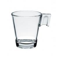 Чашка Espresso 80 мл (ОСТАТОК 1 ШТ), каленое стекло