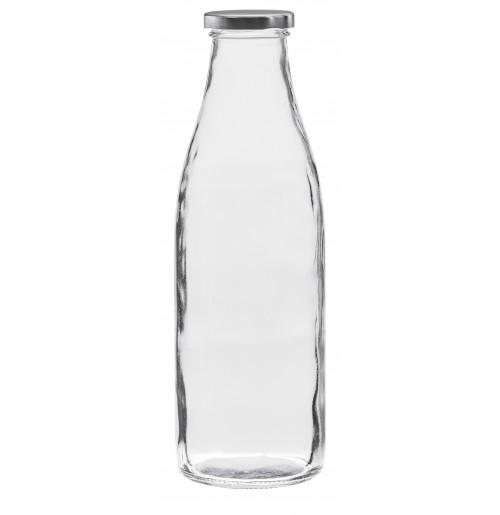 Бутылка сервировочная 1 л, стекло
