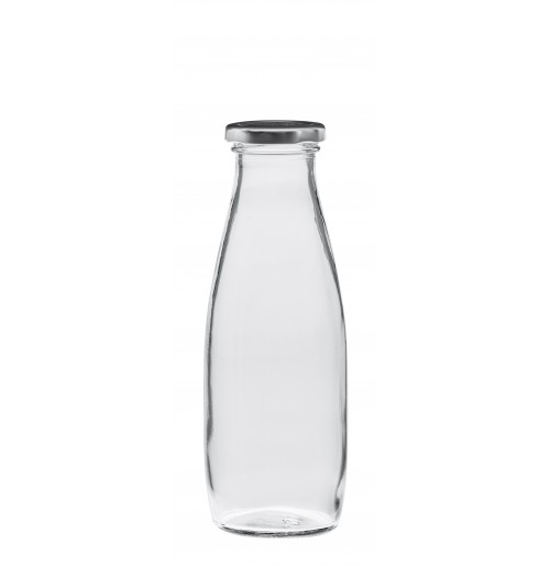 Бутылка сервировочная 0.5 л, стекло