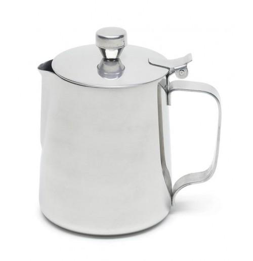 Кувшин с крышкой/чайник 0.9 л, нержавеющая сталь