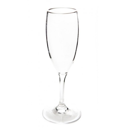 Бокал для шампанского Tritan 180 мл тритан