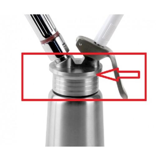Уплотнитель  для крышки к сифонам  61112, 61113, 61115, силикон