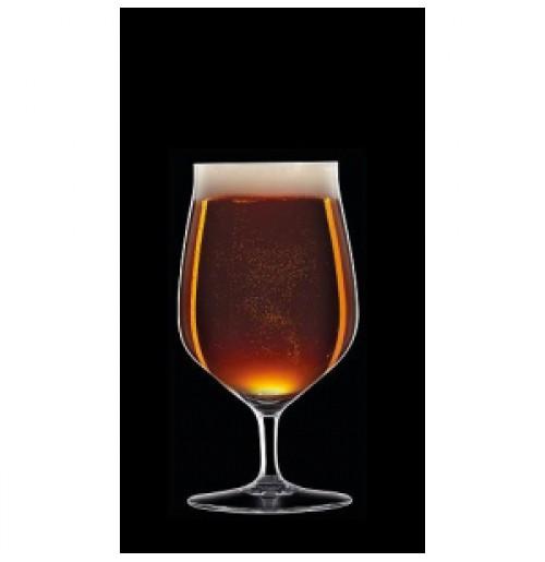 Бокал для пива 370 мл Sequence, хрустальное cтекло
