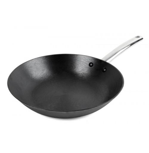 Сковорода 28 см, облегчённый чугун