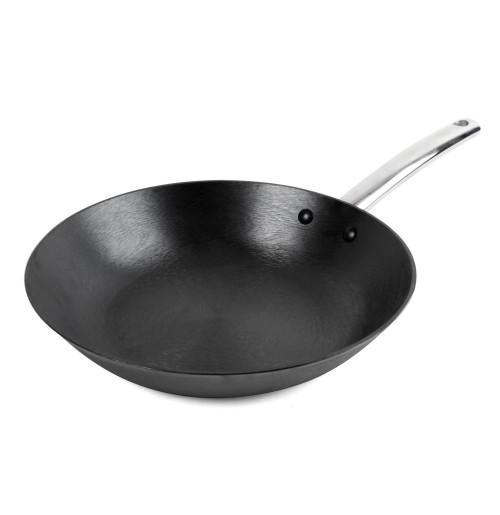 Сковорода 30 cм, облегчённый чугун