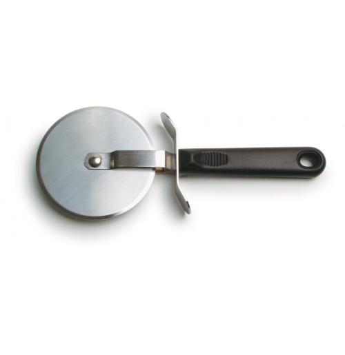 Нож для пиццы, нержавеющая сталь и пластик
