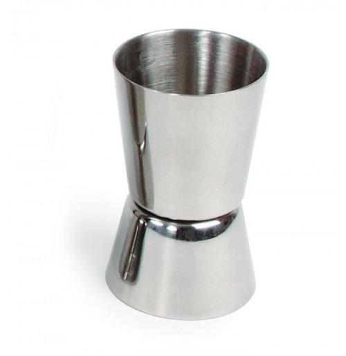 Джиггер 20/30 мл, нержавеющая сталь (65254)