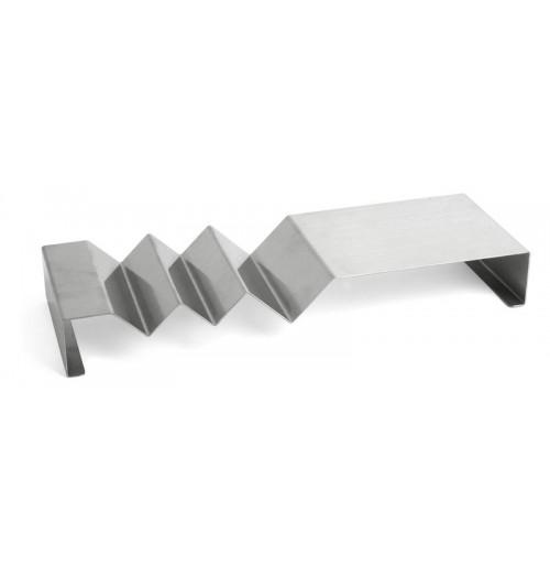 Подставка для хот-догов 30.5х10х4 см, нержавеющая сталь