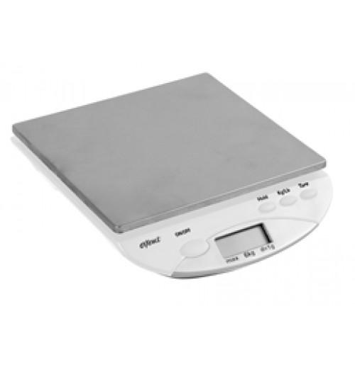 Весы электронные 6 кг/1 г, нержавеющая сталь