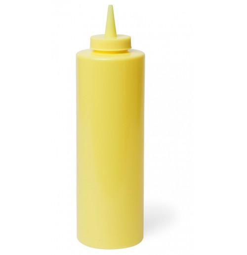 Ёмкость для специй 230 мл желтая, полиэтилен